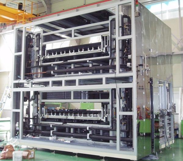 [World Best] 연구·개발로 국내 냉각장치의 기술력 제고