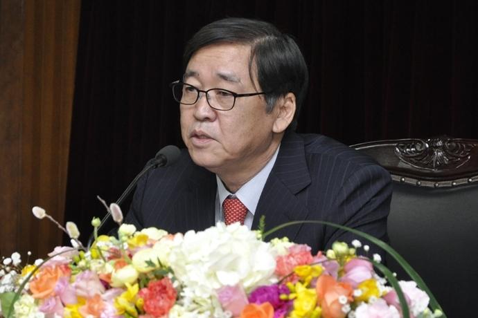 """[Business Trends] 정지택 기산진 회장 """"경제 활성화 주역될 것"""" - 산업종합저널 인터뷰"""