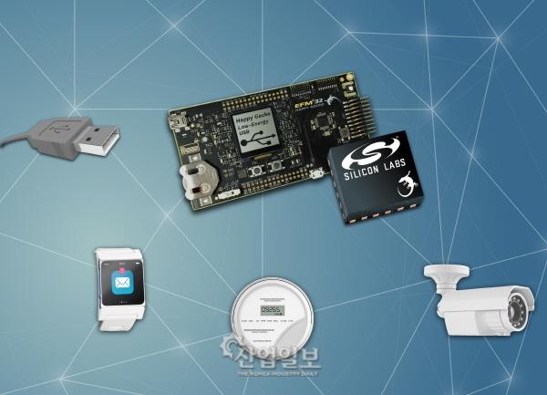 에너지 친화적 USB 마이크로컨트롤러