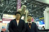 [2015한국기계전]쿠카, 아시아 최초 퀸텍 나노 파운드리 로봇 공개