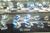 [KOMAF 2015] 멀티스하이드로, 다양한 용도별 로타리조인트 선보여