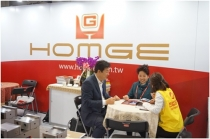 [SIMTOS 2016] HOMGE, 한국 시장 적극 공략 나선다