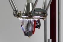 [산업인 24시] 오티에스, 델타형 데스크톱 3D 프린터 상용화 성공 사례