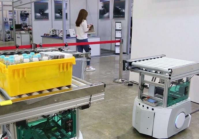 [동영상 뉴스] YSTT, 자율주행로봇 기술로 산업자동화까지 넘본다