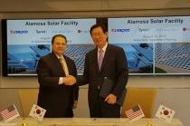 한전, 태양광 발전소 계약으로 북미 진출 기반 확보