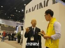 [IMTS 2016] 마키노, 스마트한 작동 가능한 머시닝센터 선보여