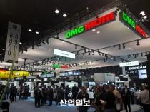 [IMTS 2016 포토] DMG MORI 브랜드 파워 명불허전