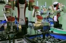 스마트공장 고도화, 첨단 제조로봇 투입