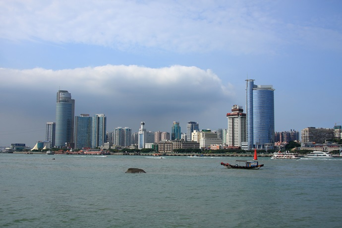 푸젠성 신규 8대 산업 육성 계획