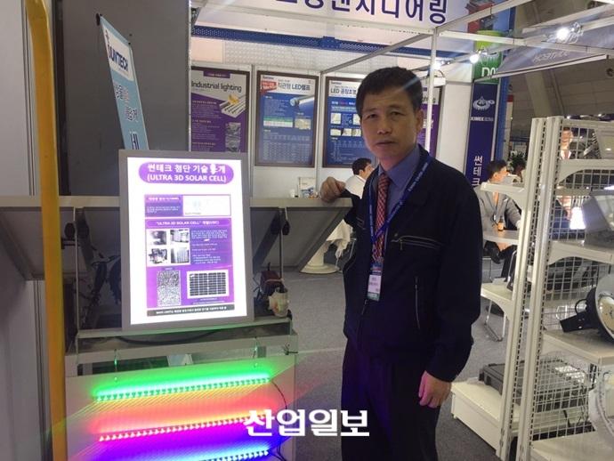 썬테크, LED 광효율과 눈부심 잡았다