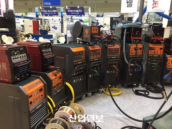 월드웰, 한국 용접계 이끄는 기업 자처한다