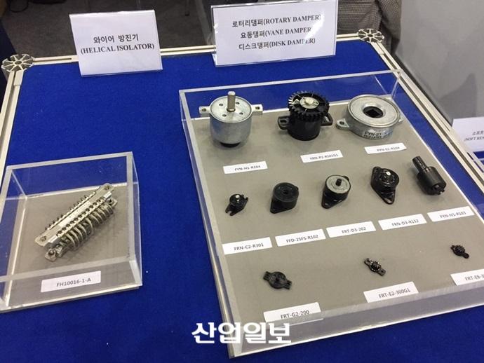 한국택트, 완충기 산업 기술력으로 승부