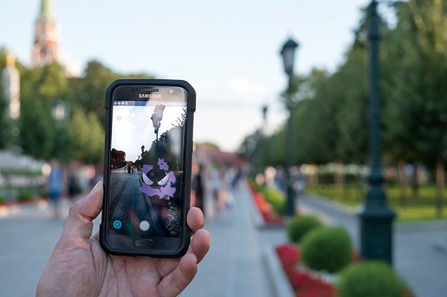 [Smart]스마트폰은 현대판 방자인형인가 - 다아라매거진 이슈기획