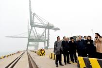 인천경제자유구역, 톈진자유무역시험구와 경제협력