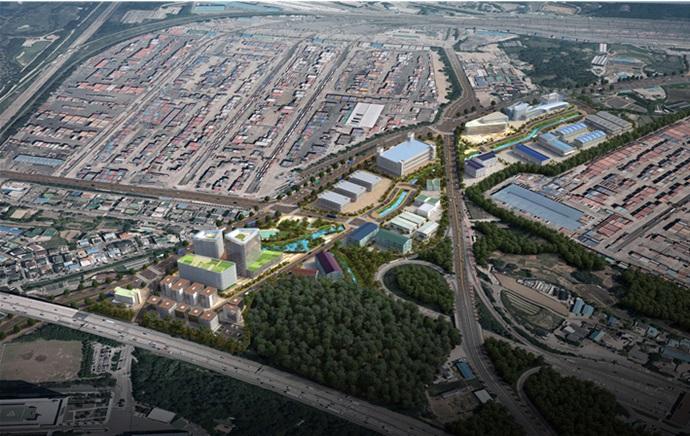의왕시 테크노파크·고천행복타운 동시처리로 개발에 탄력