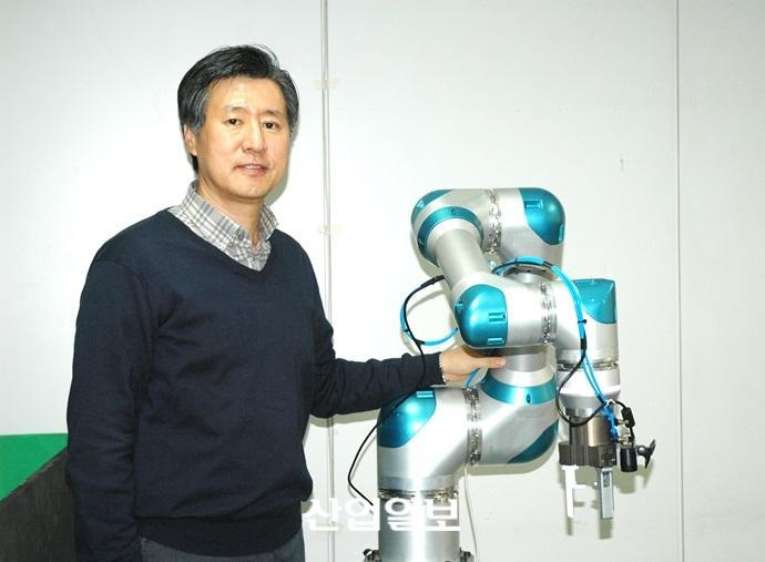2017년 산업용 로봇시장 전망