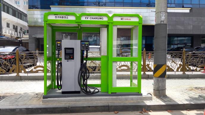 전기차 급속충전요금, kWh당 313.1원에서 173.8원으로 인하