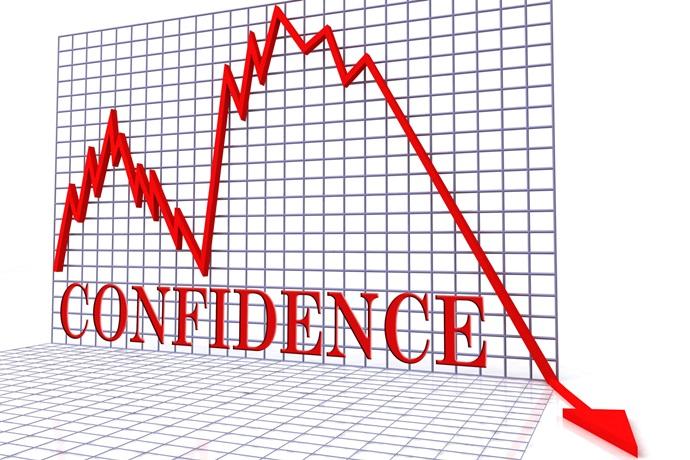 기업경기 실사지수, 최근 1년 사이 최저치 기록