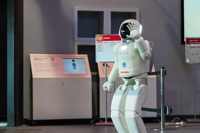日, 로봇 중심으로 4차 산업혁명 대응