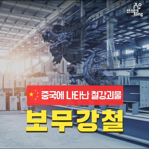 [카드뉴스] 중국에 나타난 철강괴물 '보무강철'
