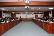 광양만경제자유구역청 산단 개발 관련 주민 설명회 개최