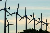 네덜란드 풍력발전 열차 운행