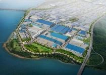 광양 명당3지구 산업단지, 성토재 반입으로 공사 본격 시작