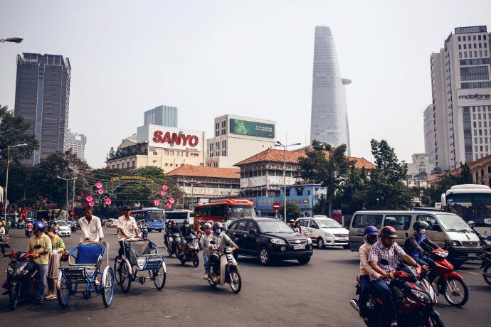 ④ 베트남, 무역·경제 분야 중국 의존도 줄여