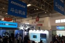 두산공작기계, CIMT2017에서 중국 공작기계 시장 '노크'