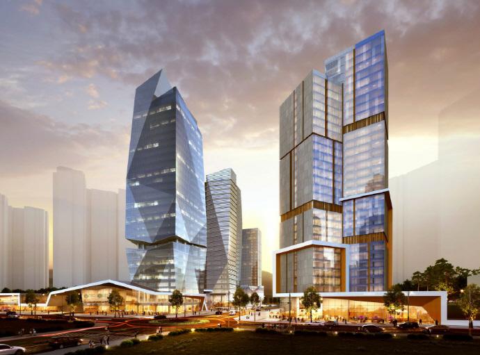 명지 국제신도시 복합용지 사업협약, 서부산권 개발 가속화
