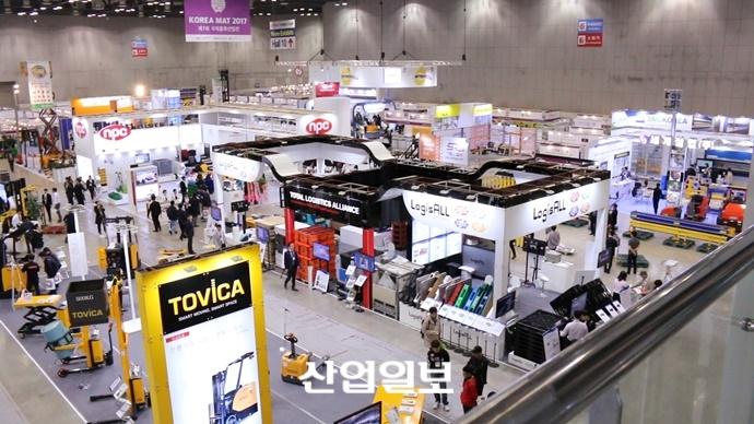 [동영상뉴스] 움츠려 있던 산업계, 산업전문전시회 바람타고 '기지개'