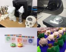 광주·전남 3D 프린팅협회 2017 국제뿌리산업전시회 참가