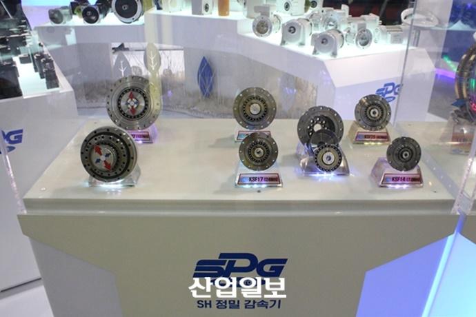 [ReviewⅠ참가업체인터뷰] SPG, '부품 국산화'로 로봇 제작비 절감 돕는다 - 다아라매거진 매거진뉴스
