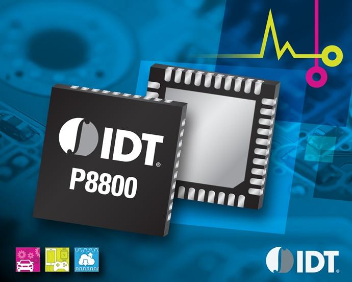 IDT, IDT® P8800 - 다아라매거진 제품리뷰