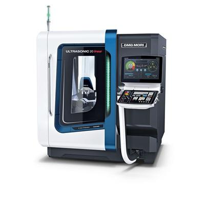 [Machine]DMG MORI, ULTRASONIC 20 linear 2세대 - 다아라매거진 매거진뉴스