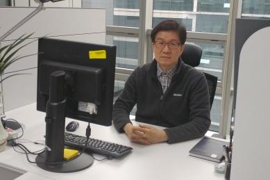 엘지전자(주) 최송 연구위원, 가스엔진 히트펌프 개발