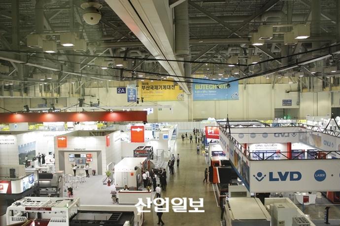 [동영상뉴스] 부산국제기계대전에서 만나는 스마트 제조현장