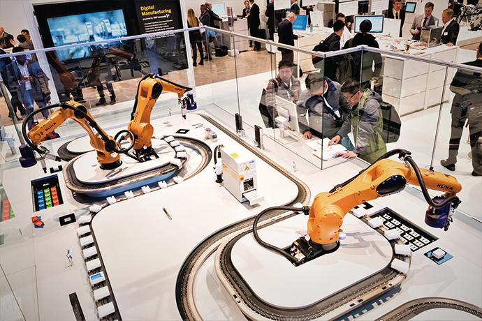 [HANNOVER]세계 최대 산업기술전, '하노버산업박람회 (Hannover Messe 2017)' - 산업종합저널 이슈기획