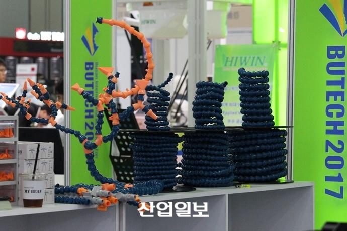 [BUTECH 2017] 홍익산전, '가성비' 높은 제품으로 중국산(産) 인식 전환