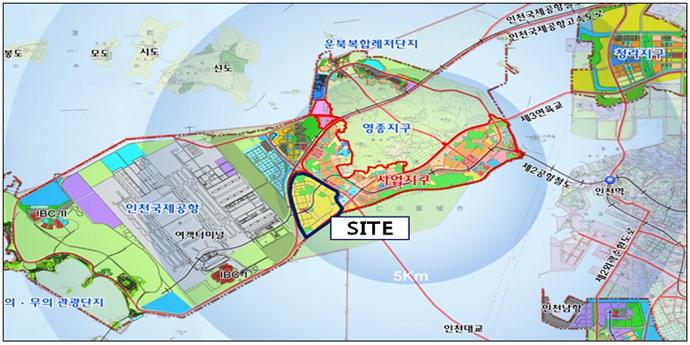 영종도 중심부 '인천 영종하늘도시' 개발사업자 공모