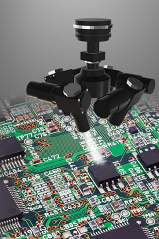 3D 검사로 인쇄 회로 기판(PCB) 품질 향상시키기