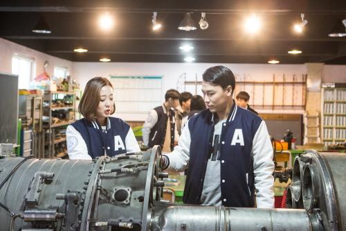 한국에어텍항공직업전문학교, 항공정비사 하계 실기 특강 실시