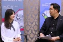 [동영상뉴스] 인간과 로봇 '친해지길 바라'