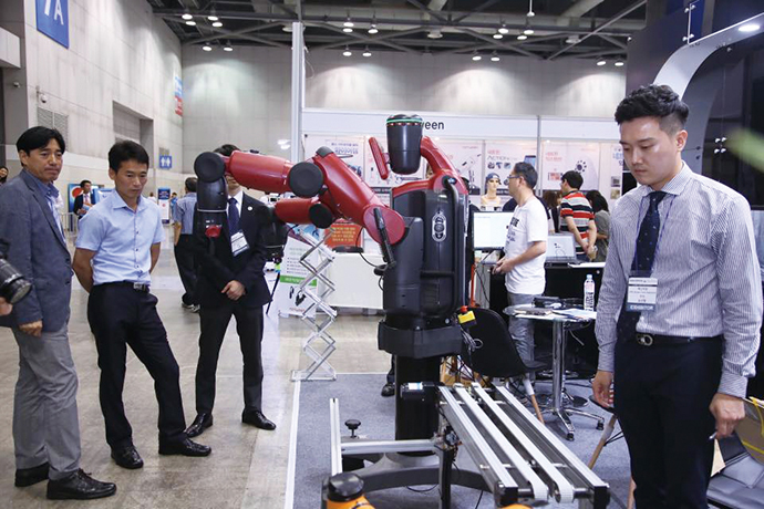 [ReviewⅠ]RoboUniverse & K Drone, 제조현장과 일상생활 아우르는 로봇 기술 선보였다 - 다아라매거진 매거진뉴스