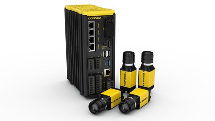 [New Tech & New Products] 코그넥스, 인사이트 VC200 - 다아라매거진 제품리뷰