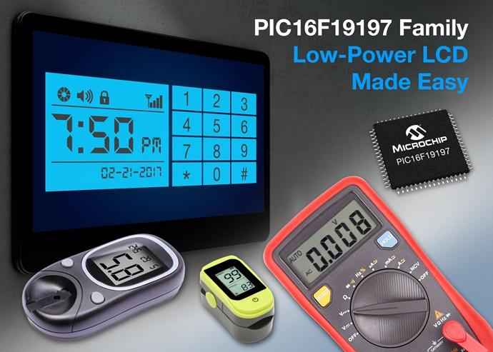 [New Tech & New Products] 마이크로칩테크놀로지, PIC16F19197 - 다아라매거진 제품리뷰
