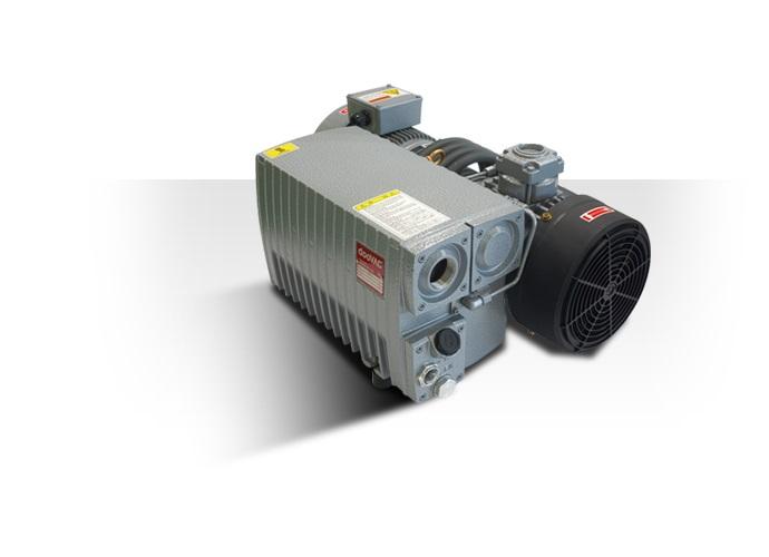 두백진공(주), 오일로터리 베인 진공펌프 MVO 101 - 다아라매거진 제품리뷰