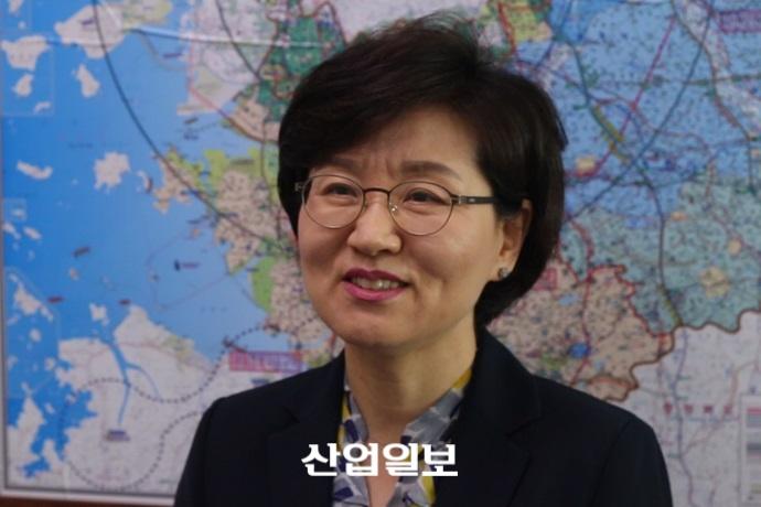 [Power Interview]이화순 황해경제자유구역청장, '평택BIX·현덕지구 사업' 본격화 - 다아라매거진 매거진뉴스