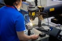 일본 공작기계 수주 작년보다 10% 증가