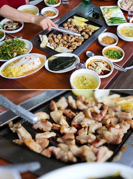 울산 동구에서 즐기는 막창과 곰장어, 단골 많은 맛집으로 입소문